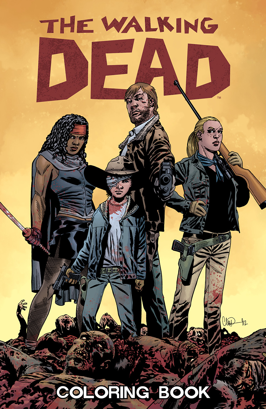 The-Walking-Dead_ColoringBook_cover