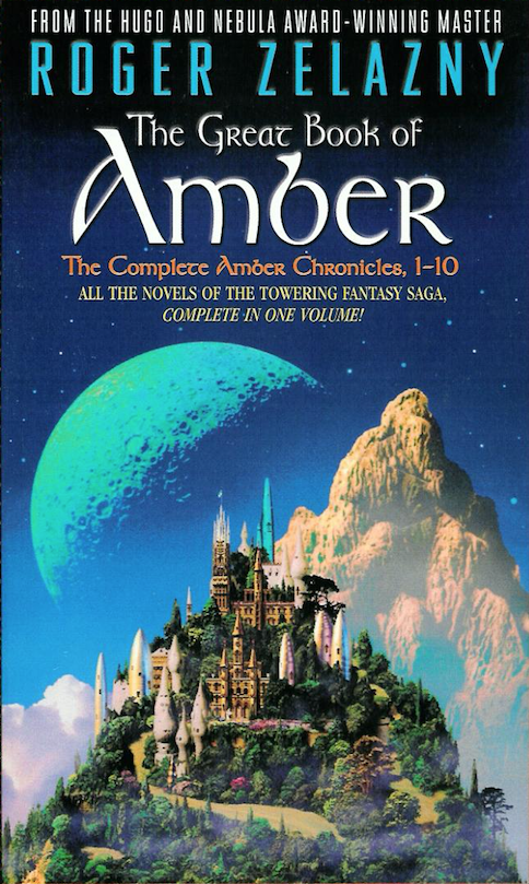 The Great Book of Amber (2)
