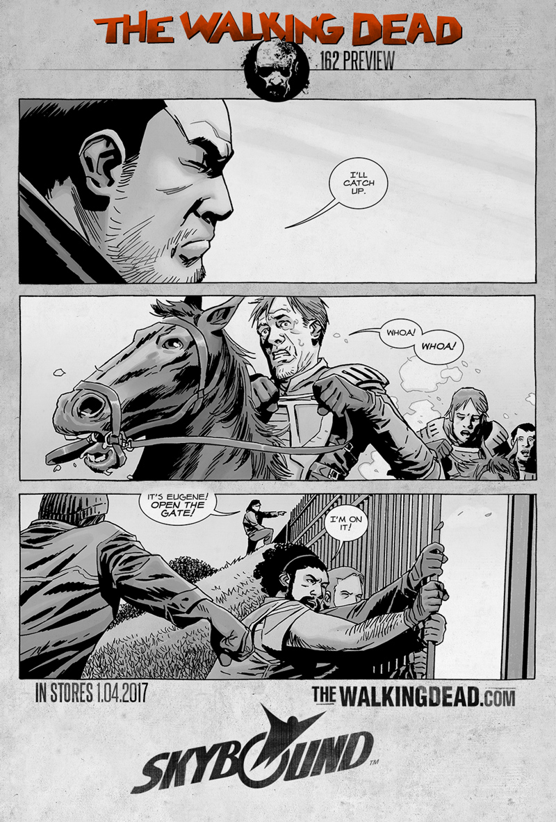 IMAGE COMICS THE WALKING DEAD #162 Cover B By Art Adams