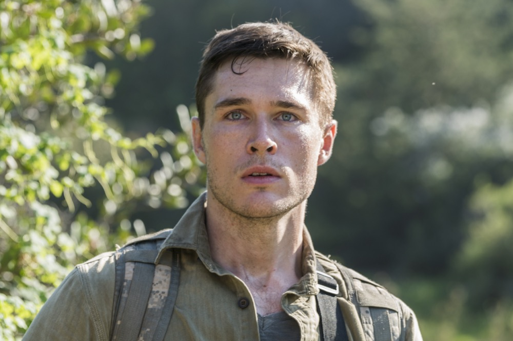 Sam Underwood as Jake Otto - Fear the Walking Dead _ Season 3, Episode 7 - Photo Credit: Richard Foreman, Jr/AMC