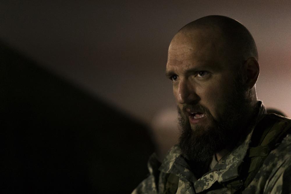 Matt Lasky as Coop - Fear the Walking Dead _ Season 3, Episode 7 - Photo Credit: Richard Foreman, Jr/AMC