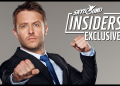 Exclusively for Insiders, check out our full chat with Chris Hardwick!