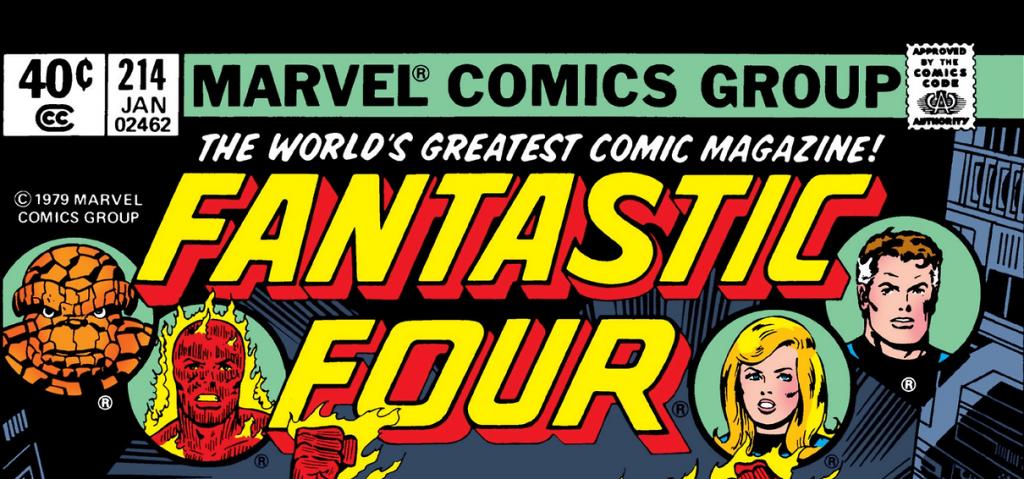 Invincible Fantastic Four Comparison