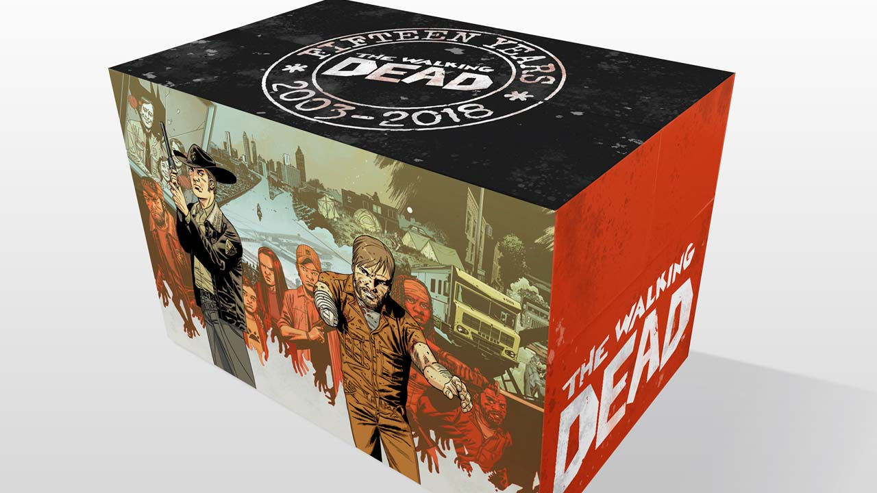Walking Dead Day To Include 15th Anniversary Box Set