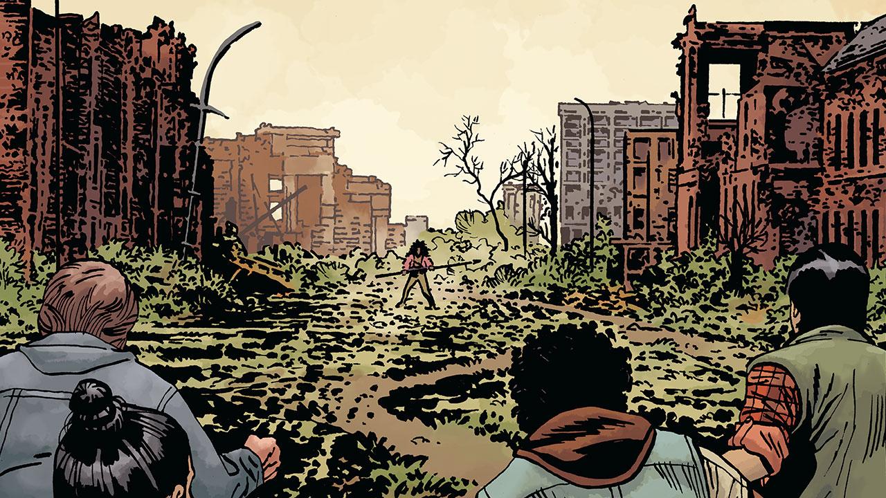 Image Comics The Walking Dead #188 Comic Book