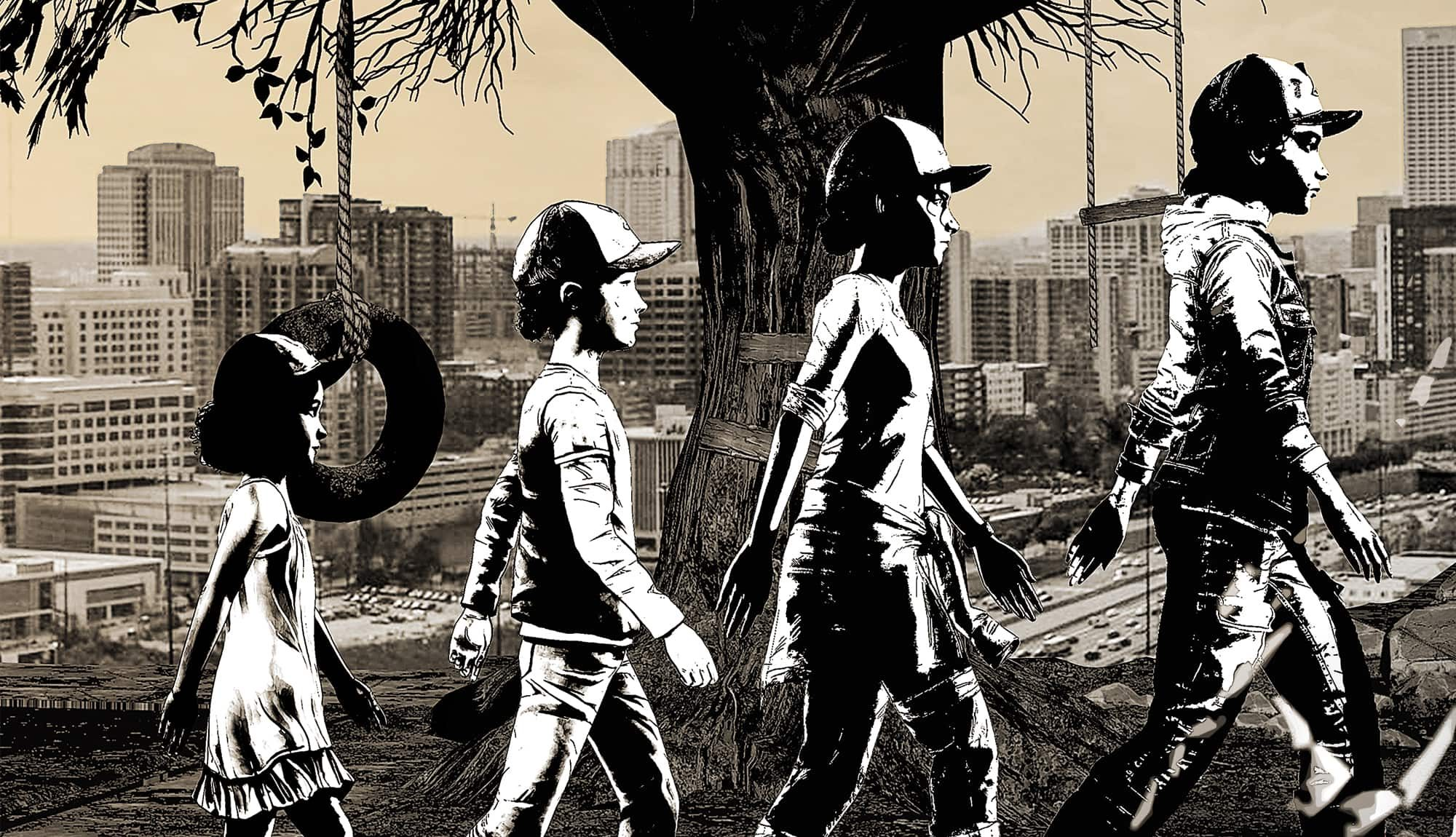 Introducing Telltale S The Walking Dead The Definitive