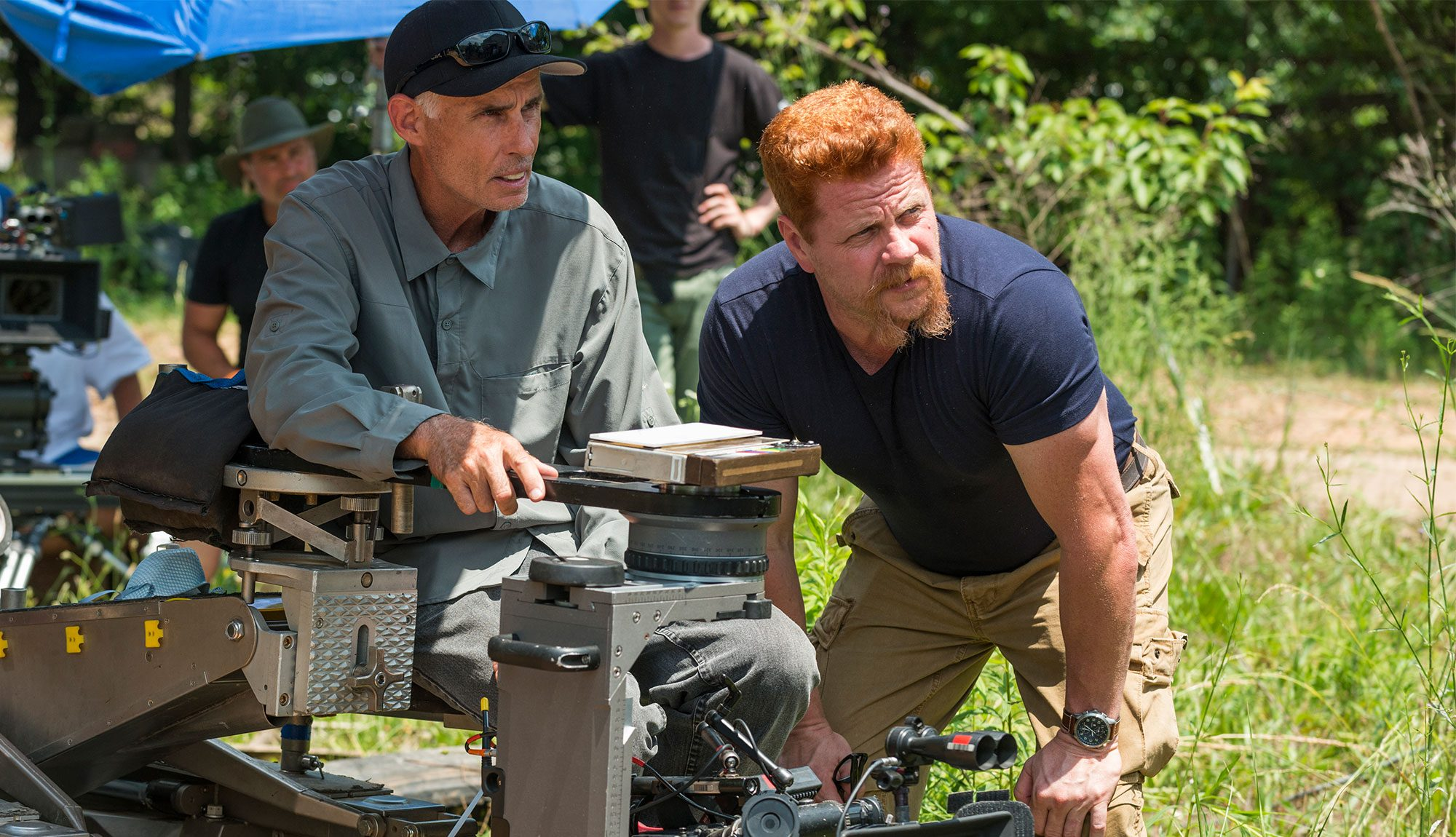 Michael Cudlitz Returns To Direct The Walking Dead This Week