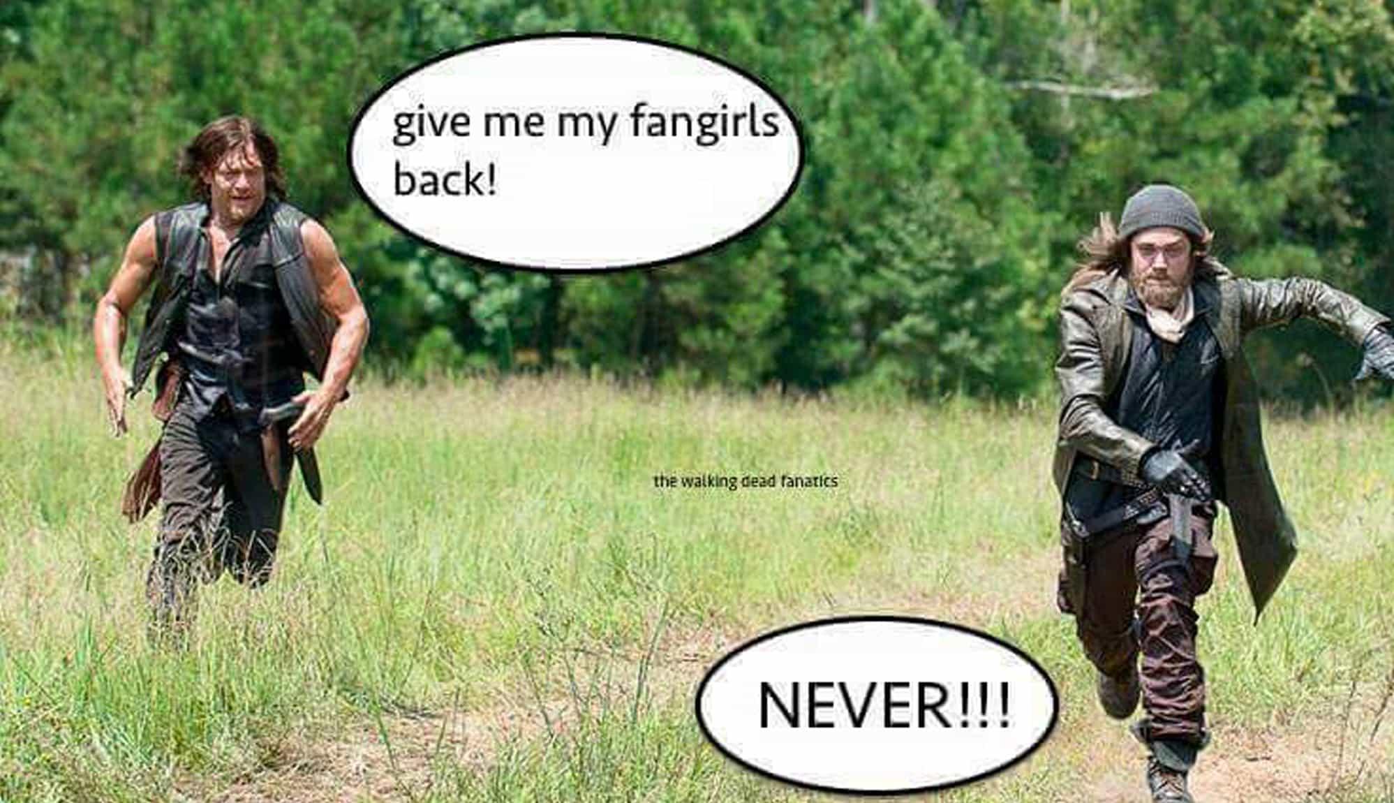 The Walking Dead Season 6 Meme Roundup Skybound Entertainment