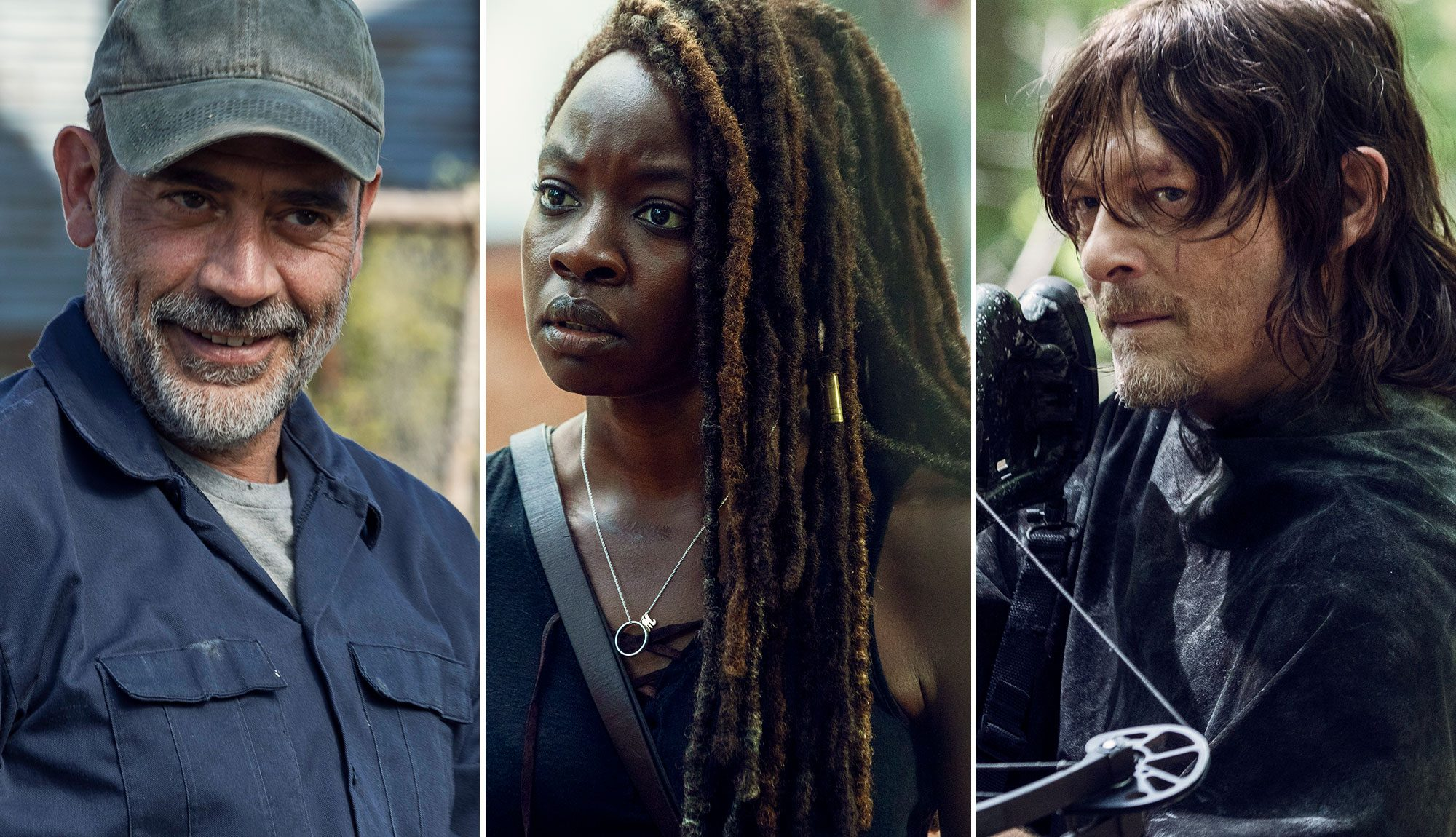 Amc Releases Character Bios For The Walking Dead Season 10