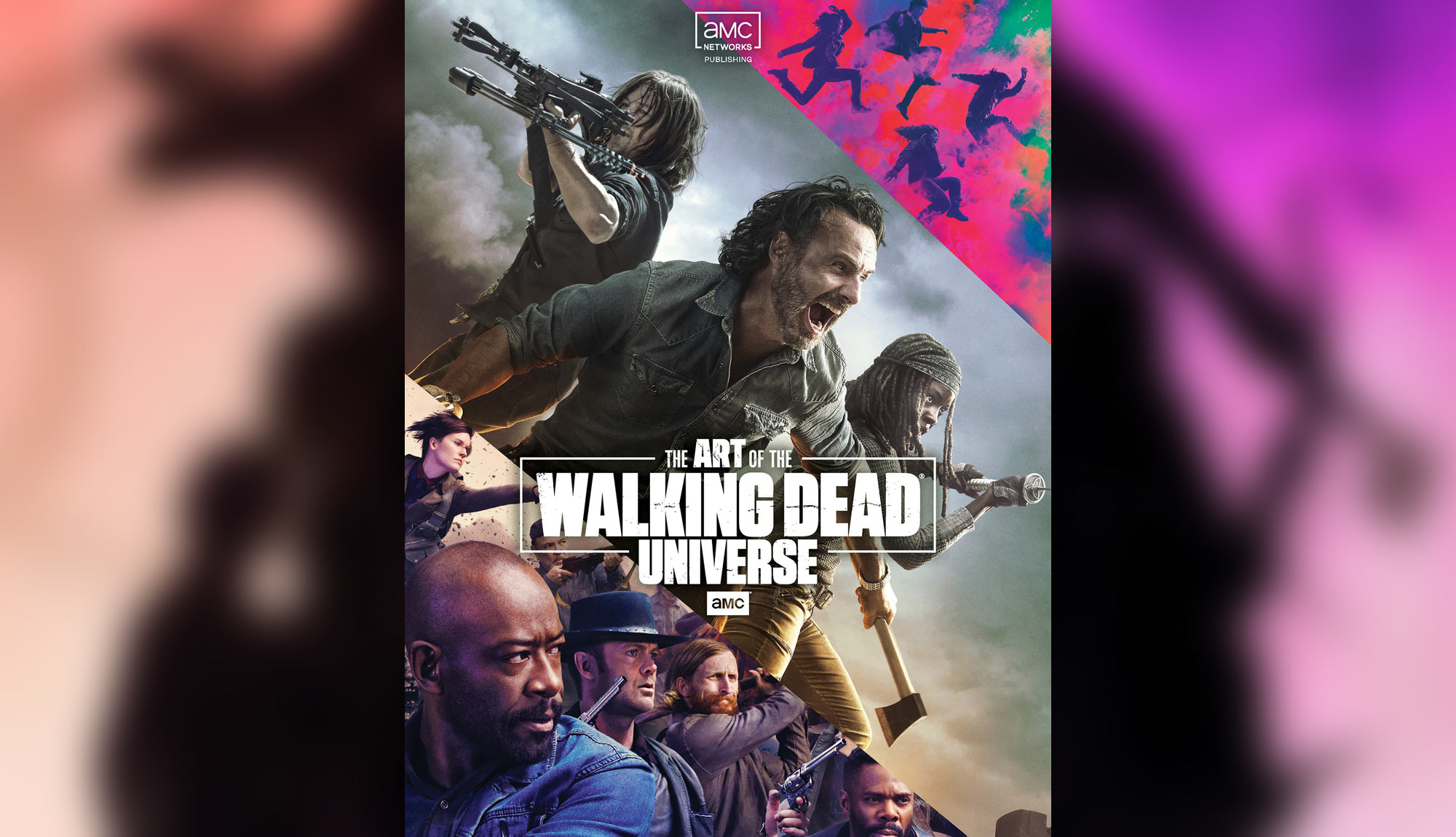 AMC Networks & Skybound Announce THE ART OF AMC'S THE WALKING DEAD UNIVERSE - Skybound Entertainment